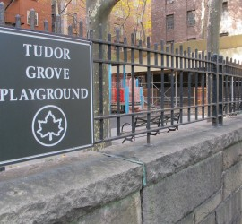 Tudor Grove Playground