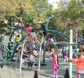 JJ Byrne Playground