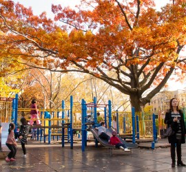 Sunset Park Playground, Brooklyn