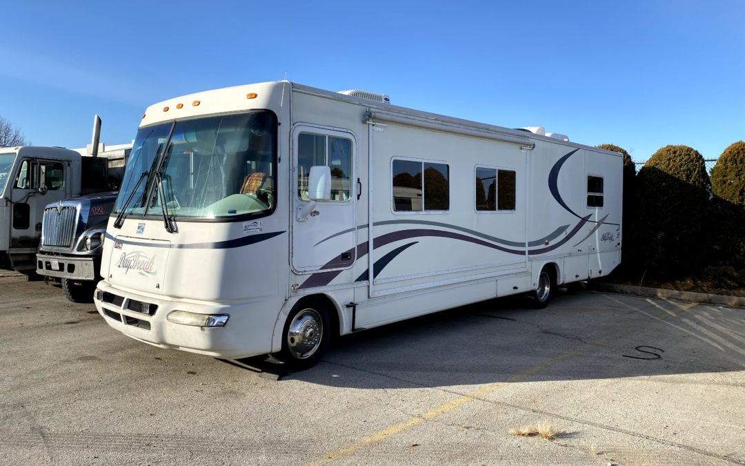 RV Retail Sales Are Breaking Records Despite Manufacturing Delays