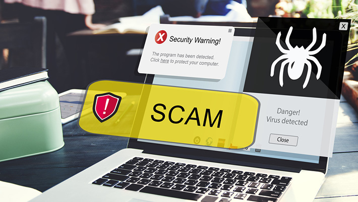 Online Scams Spiked During COVID — Expect Them To Stick Around