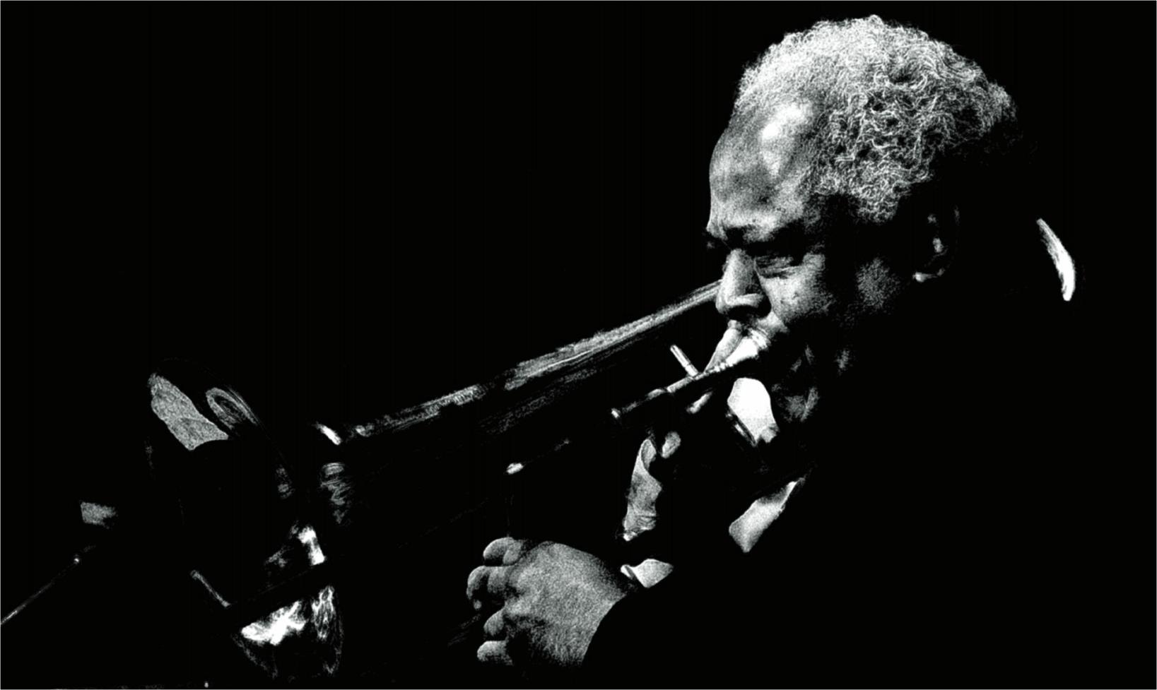 Trombonist Slide Hampton