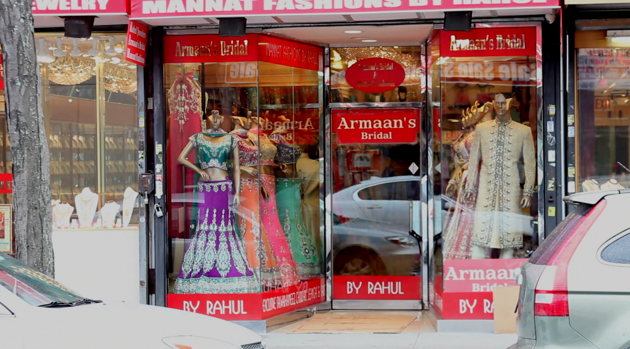 Little India or Jackson Heights is a predominantly South Asian neighborhood in Queens.