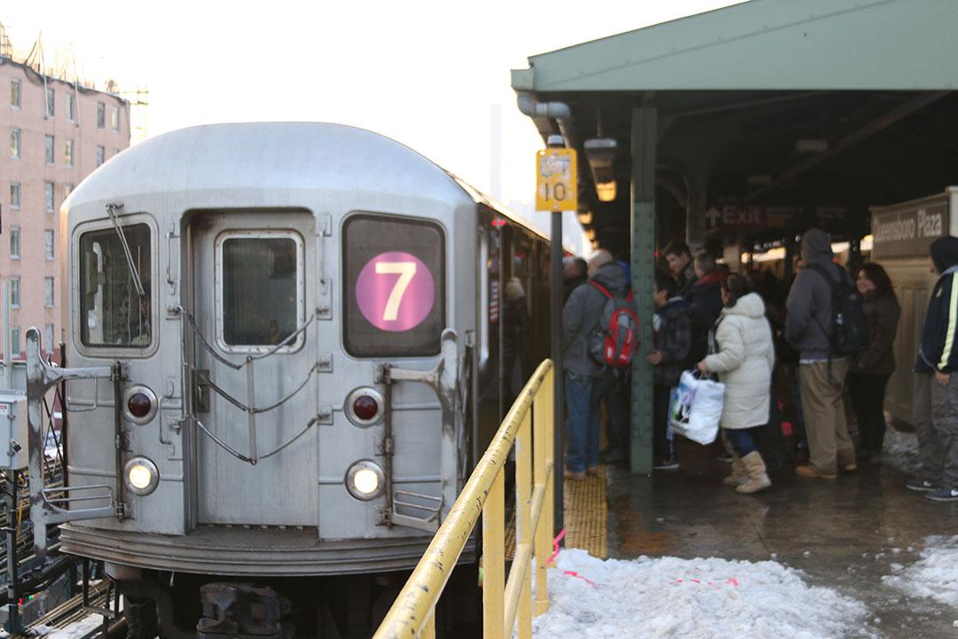 7 Train: Woes & Wins