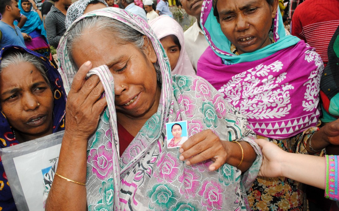 Two years after garment factory collapse, are workers any safer? (NPR)