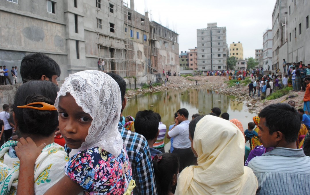 Two years after Rana Plaza, are Bangladesh's workers still at risk? (The Nation)