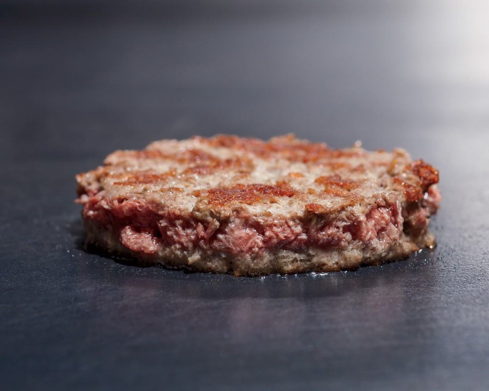 The Biography of a Plant-Based Burger