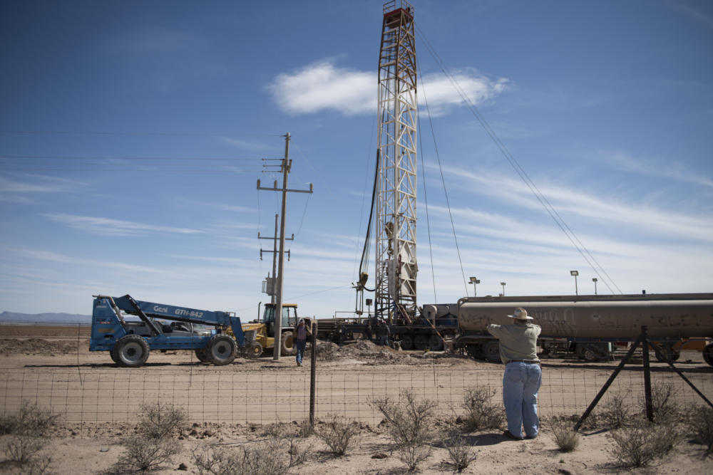 Two Nations, One Aquifer: 'I am going to be out of water'