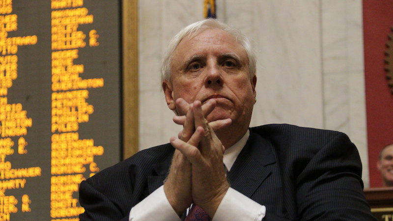 Coal tycoon governor Jim Justice uses loophole to leave mines and workers idle