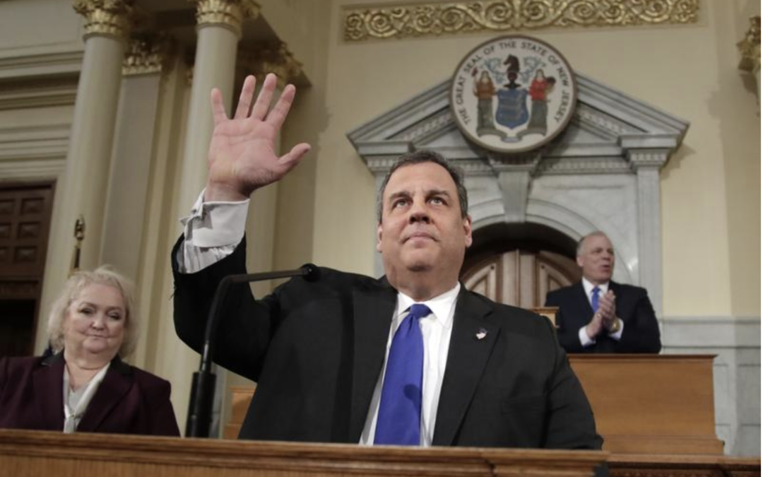 NJ Whistle-Blower Case Shows Christie Pressure for Tax Breaks