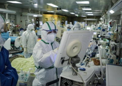 Pandemic, Prosecutions Aside, Bribery Persists in Chinese Hospitals