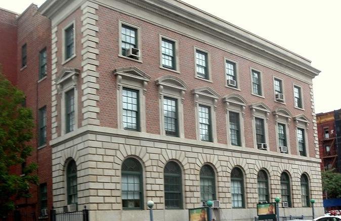 The 40th Precinct Stationhouse on Alexander Avenue.