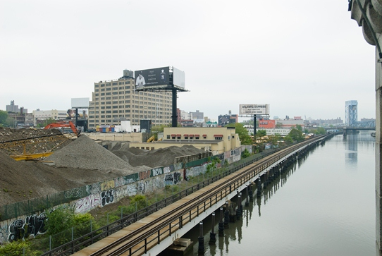 Redevelopment of the waterfront on the lower Grand Concourse is the subject of speculation.