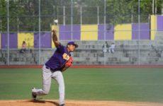 South Bronx HS pitcher Justin Almonte. Photo: Josh Eisenberg