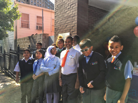 Mott Haven Academy celebrates anniversary and growth