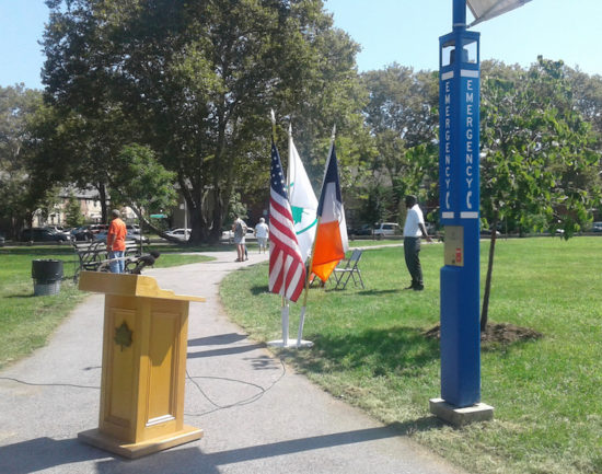 Safety infrastructure the latest in revamping of South Bronx parks