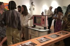 Exhibit mixes outsider and insider artists