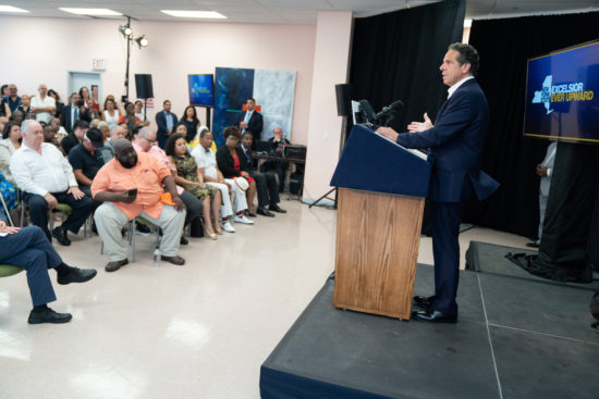 Governor announces $10 million infusion for South Bronx