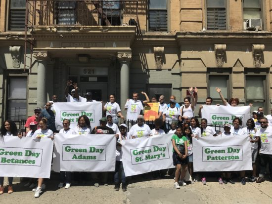 Betances Houses hosts second annual Green Day