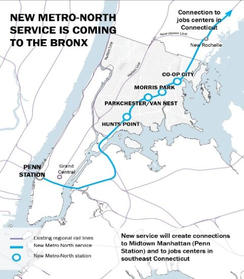 Working group formed for Metro-North expansion