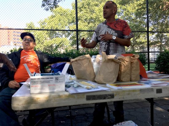 Patterson Playground is central to coordinated drug treatment approach
