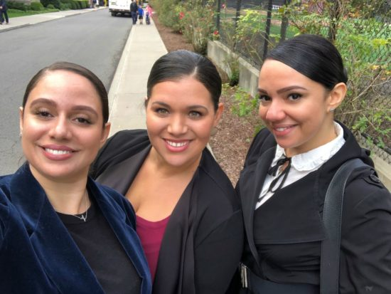 Latina entrepreneurs open paralegal firm
