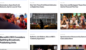 Bloomberg News Articles