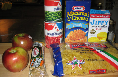 Fed Up Over Food Stamps Diet