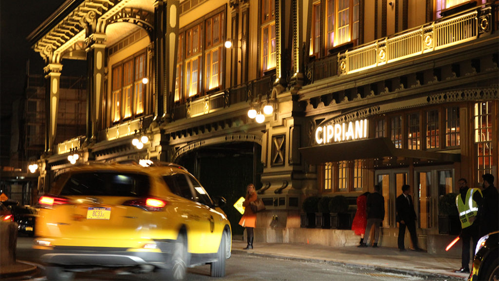 Cipriani South Street, site of Hudson River Park Friends gala