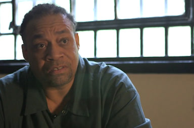 Lance Sessoms, who is incarcerated at Sing Sing prison in NY.