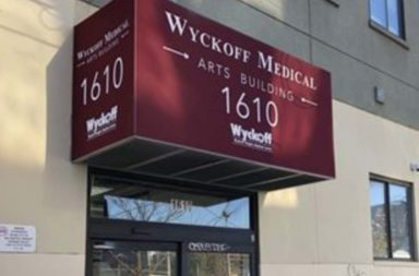 Wyckoff Heights Medical Center office in Bushwick.
