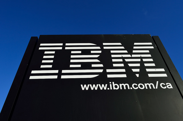 "IBM's Stocks Rebound As Big Blue Launches ""Strategic Imperatives"""