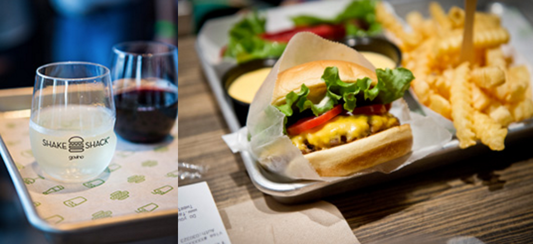 Shake Shack Share Prices Drop as Sales Flounder