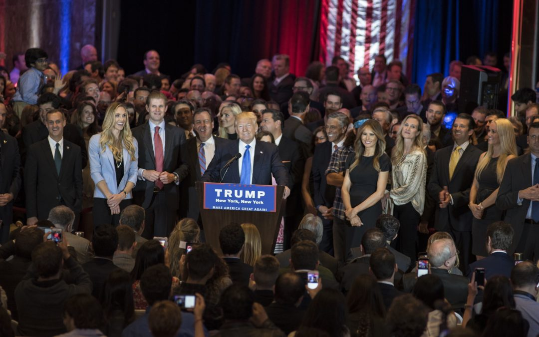 Hedging the Unthinkable: Trump Wins