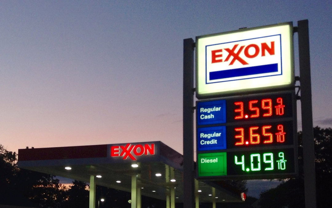 Oil Prices Rebounded, But Exxon's Earnings May Not