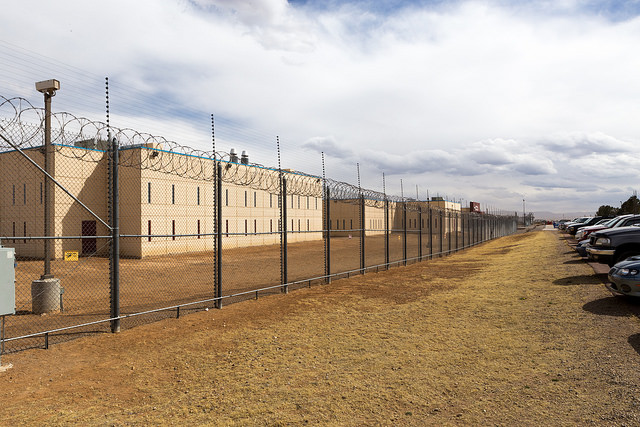 America's Largest Private Prison Company Is Turning Prisons into Immigrant Detention Centers