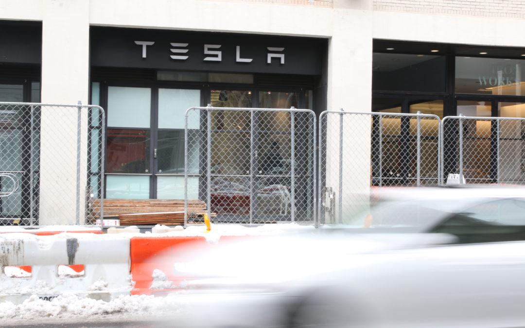 Tesla's New Lemon isn't One of its Cars