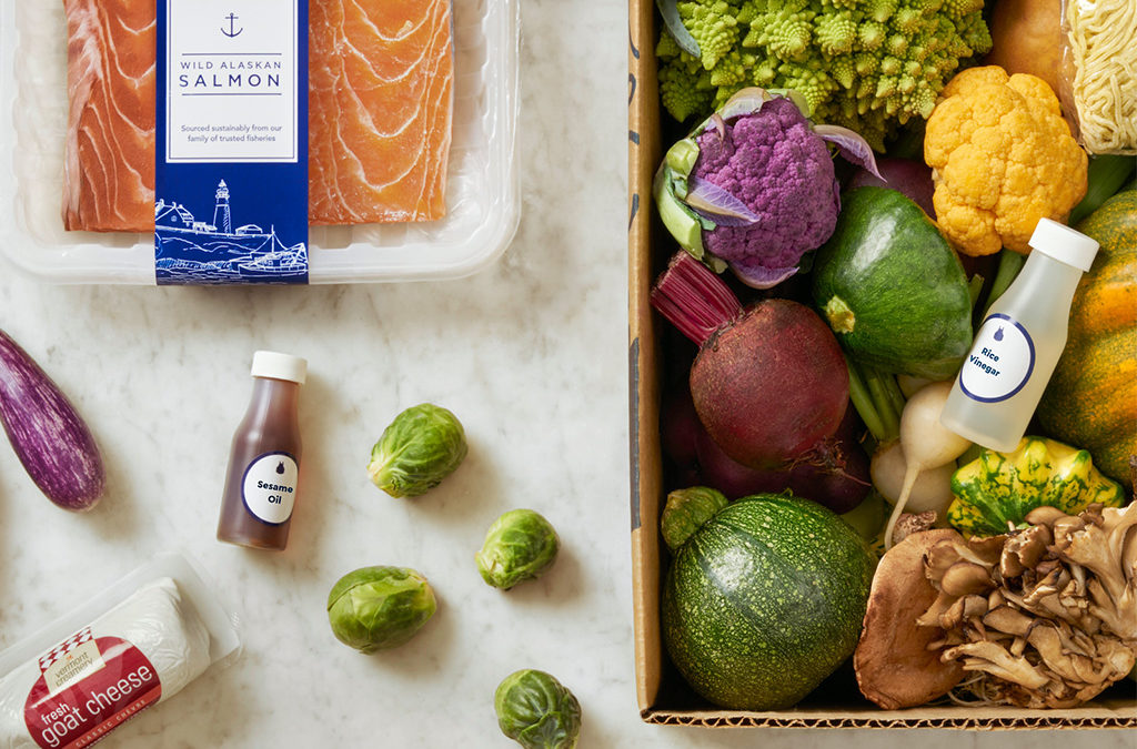 Will Blue Apron's cut in marketing mean no new customers?