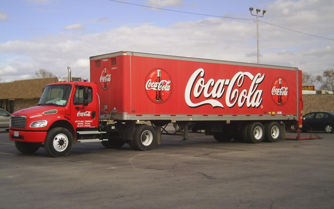 Coca-Cola beats estimates after healthy drinks push pays off