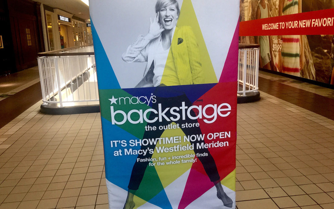 Macy's vs. Backstage: An Identity Crisis of a Department Store