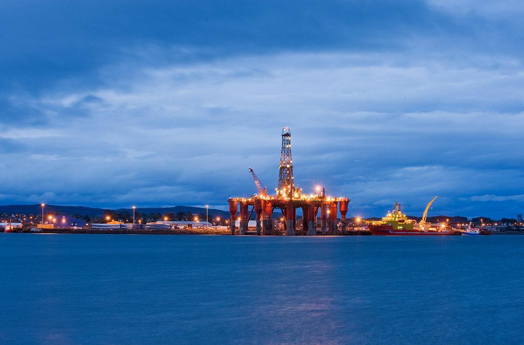 Marathon Oil Looks to Sell Its North Sea Assets