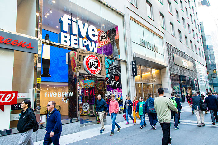 Could Discounter Five Below's Expansion Be Undermined By Real Estate Cost?