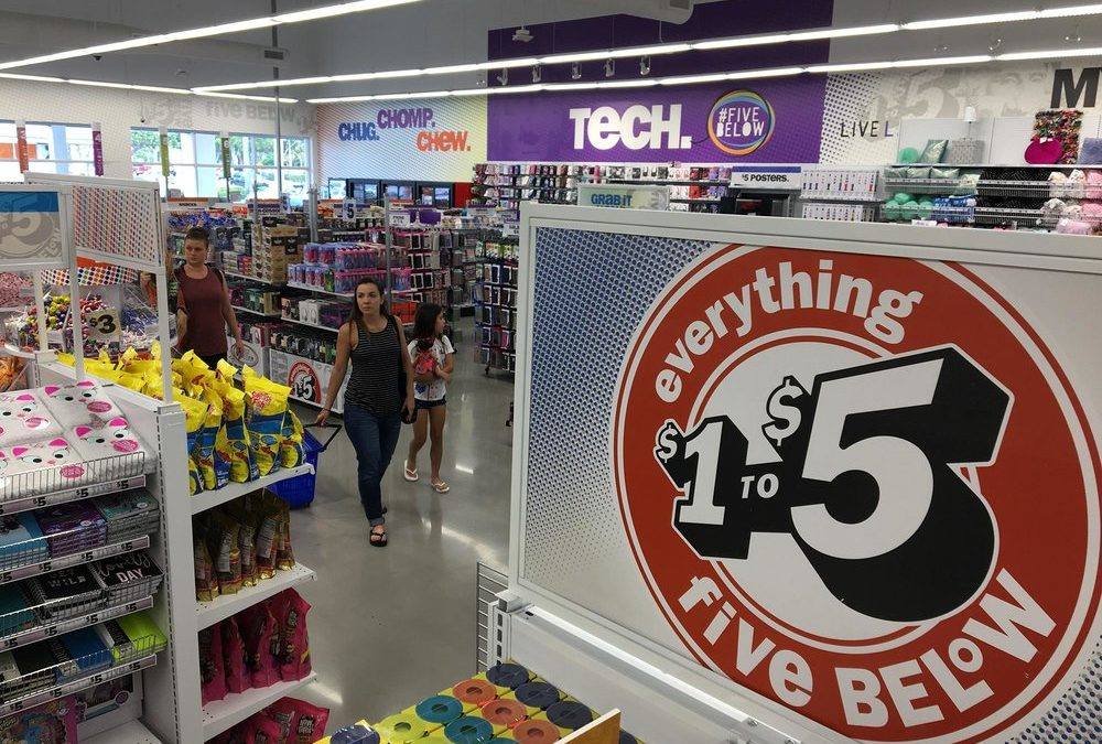 Five Below Raises Concerns Over Possible Tariff Increase