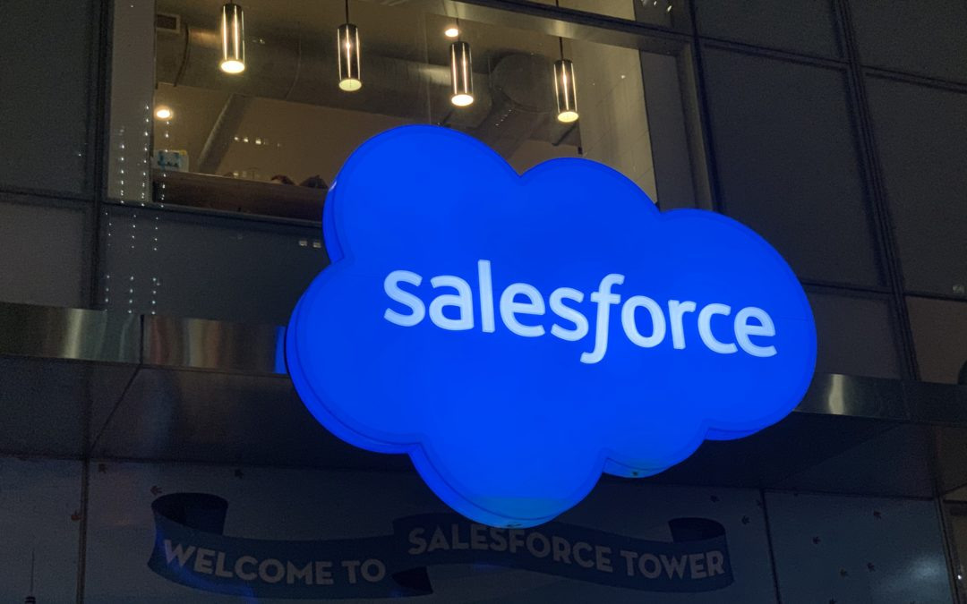 Salesforce.com's Altruism Succumbs to the Bottom Line