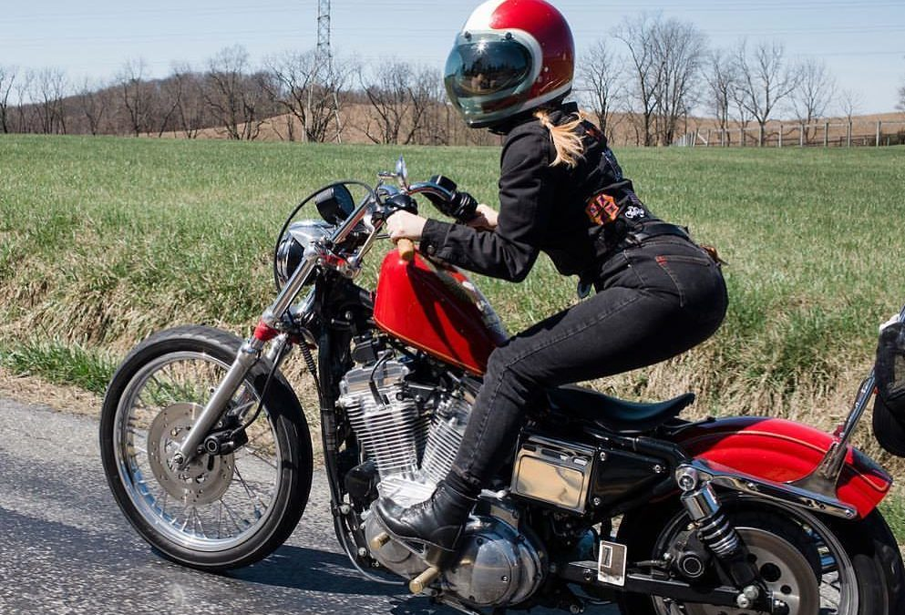 Harley Davidson Misfires With Female Riders
