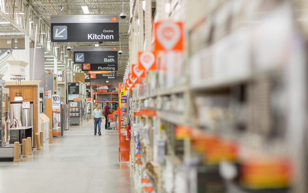 Home improvement industry stays strong, but with more internal competition, analysts say