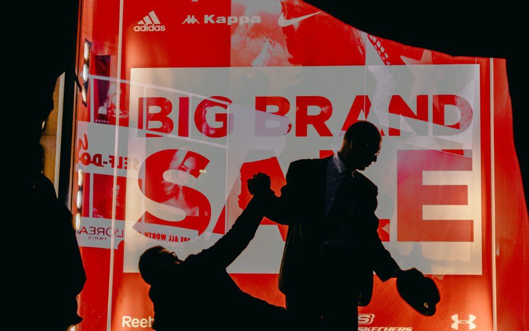 No e-commerce? No problem. Investors don't discount off-price retail