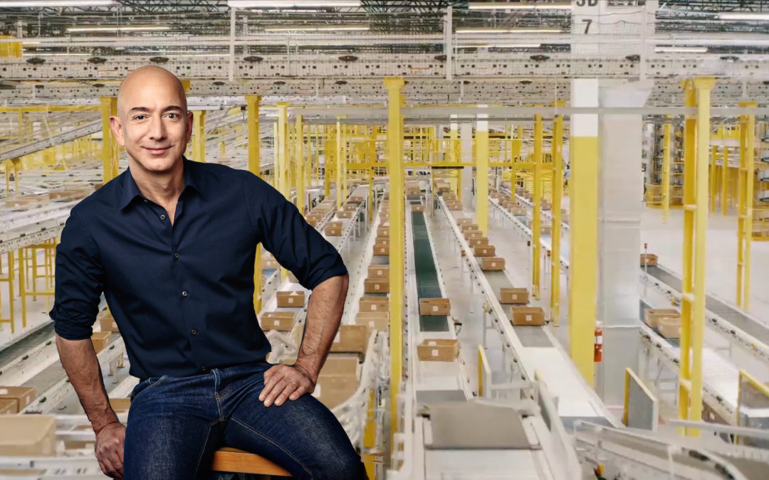 Amazon may be forced to break up its e-commerce empire
