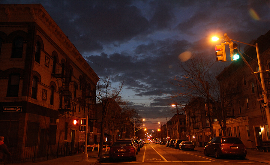 SEASONAL SHIFT: Longer nights can take a toll on New Yorkers suffering from seasonal affective disorder. Photo Credit: Angely Mercado